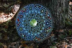 Rotating glass microwave plate.  By Rachel Perrine