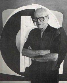 El artista Geométrico venezolano Paul Klose