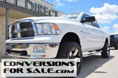 2012 Dodge Ram 1500 Big Horn 4WD Lifted Truck