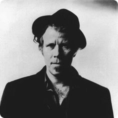 """i like beautiful melodies telling me terrible things,"" said the man with the beautifully haunting voice: tom waits."