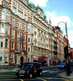 Windows, London, England