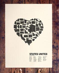 USA infographic