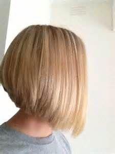 Concave Bob Haircuts Back View Short bob hairstyles back view