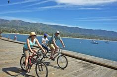 Beautiful Santa Barbara was named one of the best places to visit in 2014!