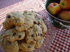 Giant Breakfast Cookies (no refined sugar)  Really yummy!!