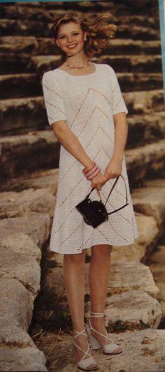 pdf file, crochet dresses, pattern pdf, dress pdf, dress crochet
