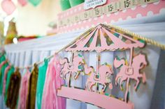 Carousel party #carousel #party