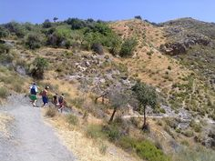 Los Cahorros wandelroute nabij Granada http://www.naturescanner.nl/europa/spanje/andalusie/activiteiten/sierra-nevada-national-park/76