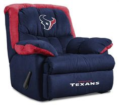 Houston Texans Home Team Recliner