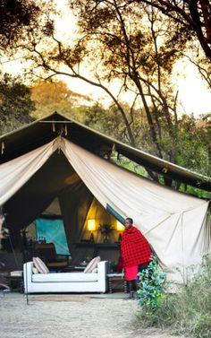 Nairobi Tented Camp - Nairobi National Park, Nairobi