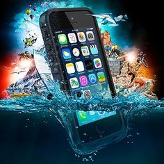 LifeProof Fre Case for iPhone 5 5S Retail Packaging