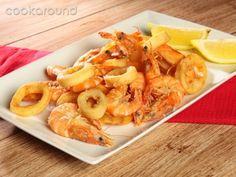 Frittura di gamberi e calamari | Cookaround