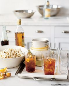 Spicy-and-Sweet Popcorn - Martha Stewart Recipes