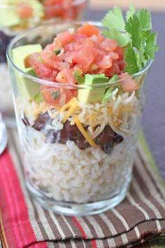 Burrito Cups Dinner