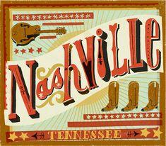 Nashville....we miss this place