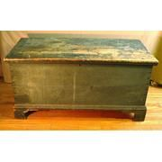 Antique Blanket Chest, c....