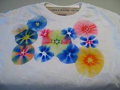 sharpie tie-dye tshirts