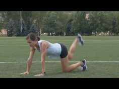 More exercises to strengthen the hips