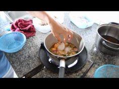 Визит на тайскую кухню: Tom Yum и Panang Curry - YouTube