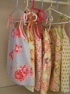 gorgeous pillowcase dresses