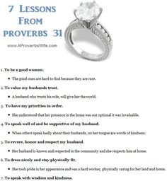 Proverbs 31 Wife