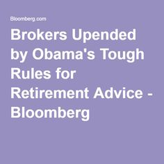 #Brokers up in arms