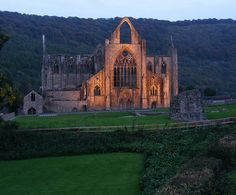 """1st visit: 2011. Wales. Tintern Abbey. Inspired William Wordsworth's poem """"Lines Composed a Few Miles above Tintern Abbey."""""""