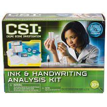 CSI Ink & Handwriting Analysis Kit $8.24 (Toys R Us)