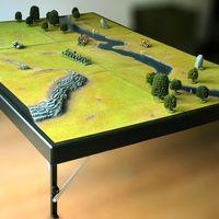 Modular Gaming Table