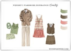 Don't know what to wear for you photo session. Check out this awesome 7 Step Wardrobe Guide =)