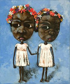 work of Jamaican artist Zoya Taylor