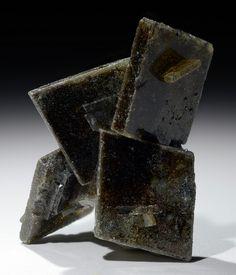 Barite Locality: Magma Mine, AZ Size: Specimen is 0.87 inches tall. Stan Celestian