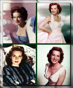 Maureen O'Hara. Hollywood Beauty