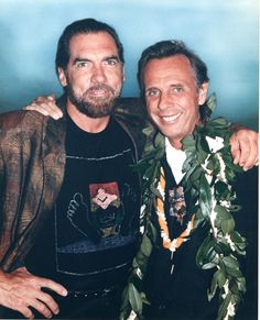 John Paul DeJoria and Paul Mitchell