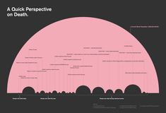 A Quick Perspective on Death Infographic