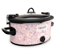 Create you very own Crock-Pot® Create-A-Crock™ Slow Cooker and make your kitchen look a little more like you! #CrockPotBrand #SlowCooker #CrockPot
