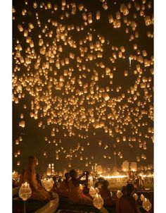 Sky lantern lust