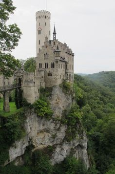 Anyone planning to get married? here you go - Schloss Lichtenstein, Germany