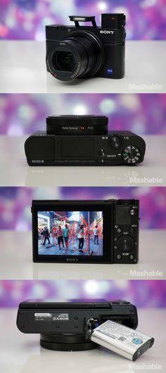 The Sony RX100 Mark III.