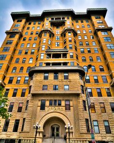 Cairo Apartment Building, DuPont Circle, Washington, DC