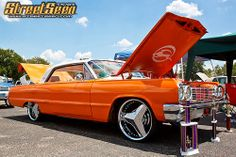 Impala on blades. Yes or No? We dig it... http://on.fb.me/M8Zo81