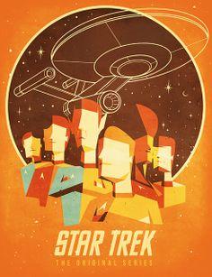 Original Enterprise by Jorsh Pena