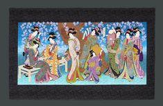 Sakura II: Picnic at Naruko by Megan Farkas