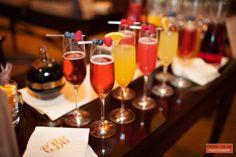 Custom cocktail, anyone? #FSTaste #WeddingWednesday
