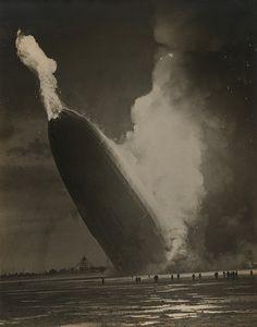 May 6, 1937: Lakehurst, NJ. Hindenburg disaster that killed 42.