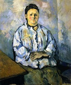 Seated Woman Paul Cezanne - 1879 art inspir, cezann paul, paul cezanne, cezannepicasso, art paul, paul cézann, seat woman, famous artist, art art