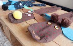 DIY Sock Puppets Craft For Kids