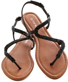 Walk Along the Waves Sandal #shopstyle #ad *love the simplicity