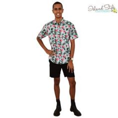 Flirty Flamingo Mens