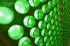Love the beer bottle lights